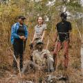 2017 Field Season - Paleo-Primate Project Gorongosa. Photo by Luke Stalley