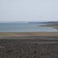 View of Lake Turkana. Photo by René Bobe