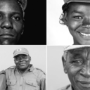 Commemorating World Ranger Day 2020 - Black and White images of five of the rangers from Gorongosa National Park - photos by Brett Kuxhsusen shared by Gorongosa National Park