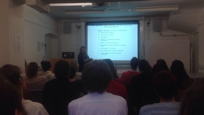 Primate Conversations Lecture