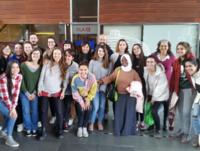 Rassina at the University of Girona